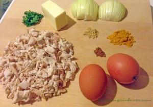 étape chausson poulet blog