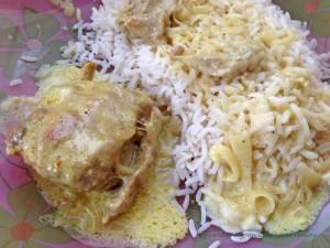 porc au curry p